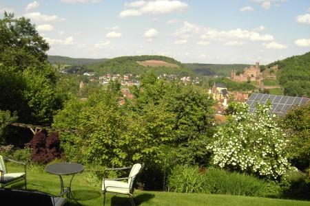 Ferienwohnung in Wertheim Header